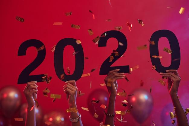 Erstaunliche 2020 party