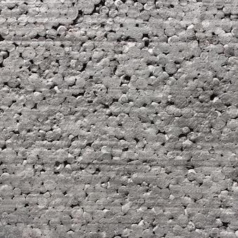 Erweiterter polystyrolhintergrund oder -beschaffenheit