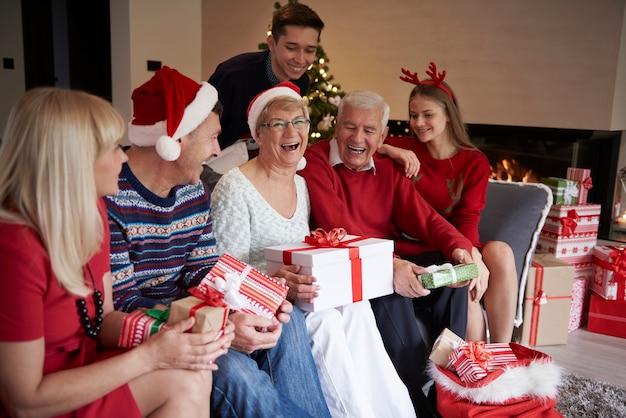 Es ist das beste weihnachten aller zeiten!