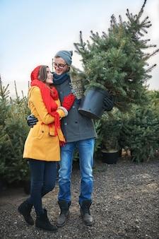 Es wird der schönste weihnachtsbaum sein