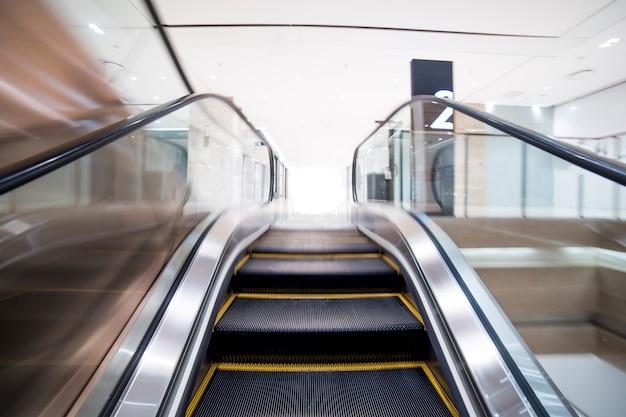 Escalator blick