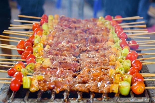 Essen grill und der herd grill