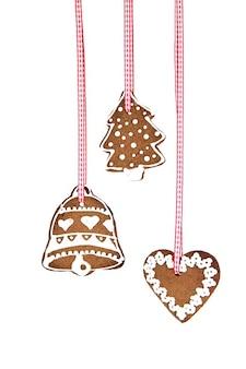 Essen weihnachten lebkuchen dekoration hausgemacht