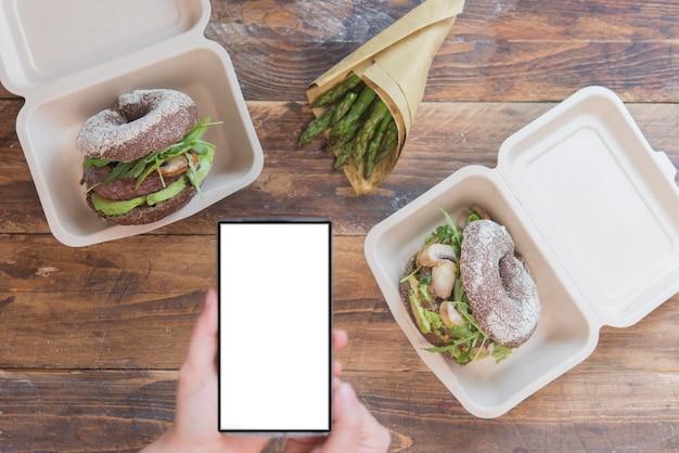 Essen zum mitnehmen gesund und ohne abfall