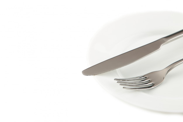 Essensetikette - das essen ist vorbei oder beendet