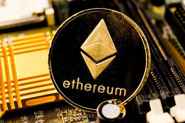 Ethereum ist eine moderne art des austauschs und dieser kryptowährung