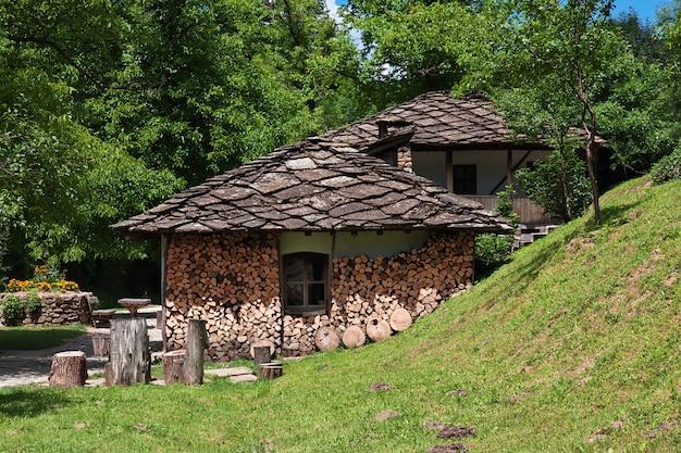 Ethnographisches museum in gabrovo, bulgarien