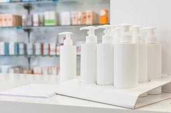 Etikett Kosmetik Salud Gesundheit Belleza