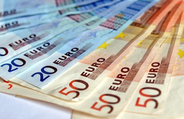Euro-banknoten, europäische union