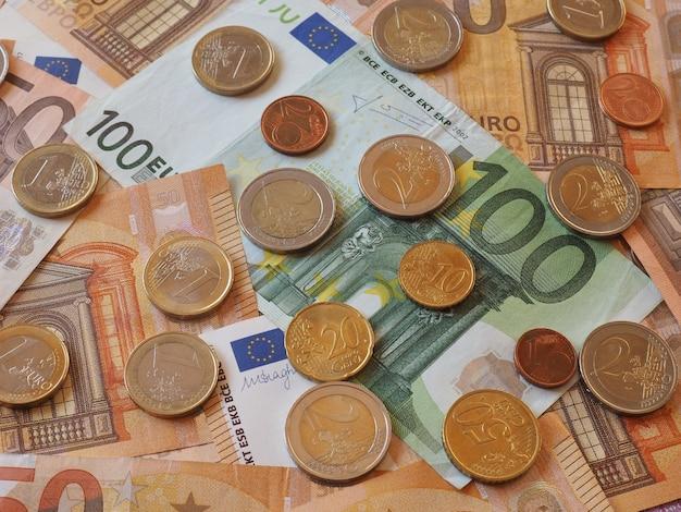 Euro-banknoten und -münzen, europäische union