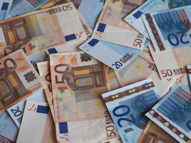 Euro (eur)-banknoten, europäische union (eu)