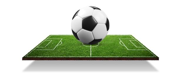 Euro-fußball-absage-event-konzept. ball mit coronavirus-maske