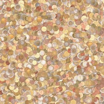 Euro-münzen hintergrund