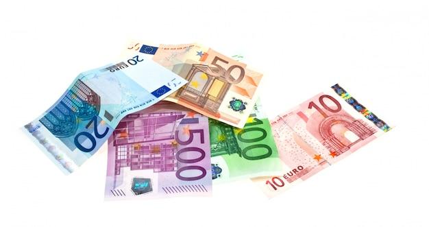Euro rechnung
