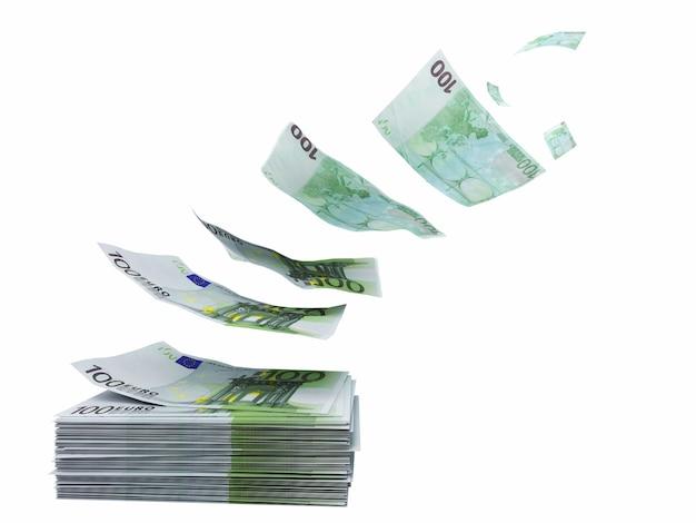 Euro verschwenden