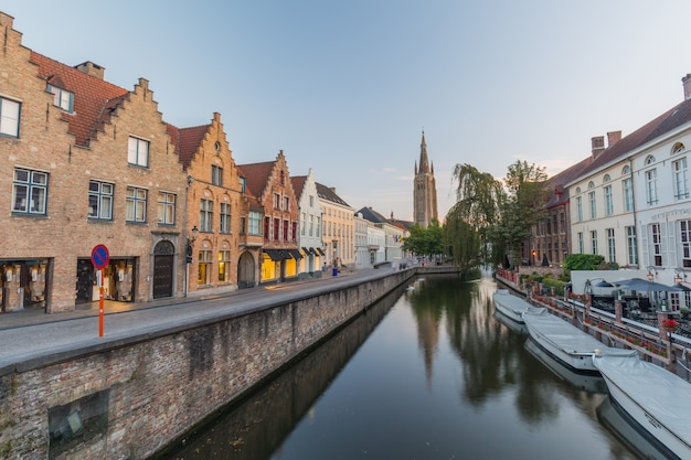 Europareise belgien