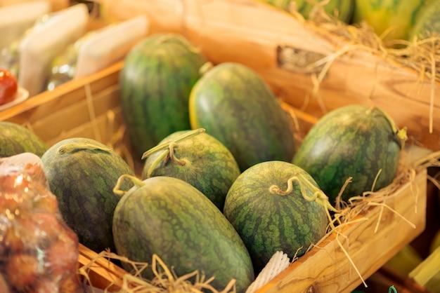 Exotische wassermelonen