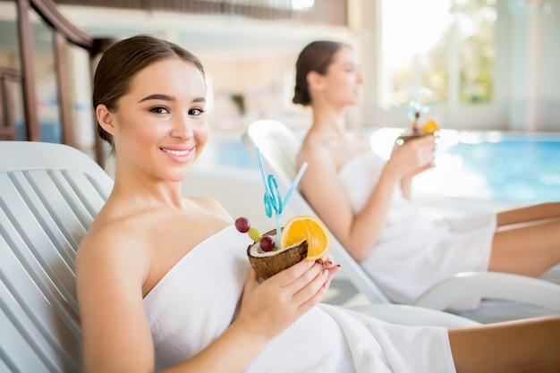 Exotisches spa