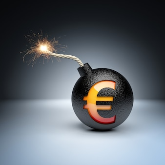 Explosion des euro