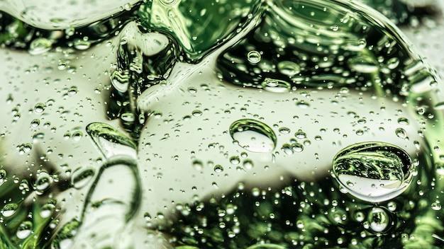Extrem nahes antibakterielles reinigungsgel