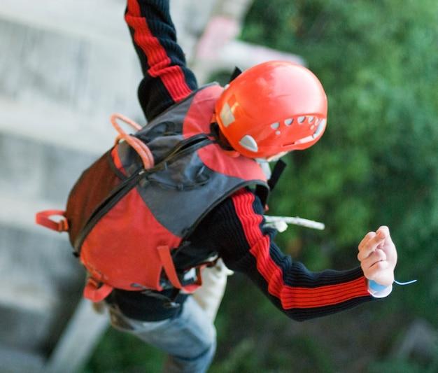 Extremsport-seilspringen