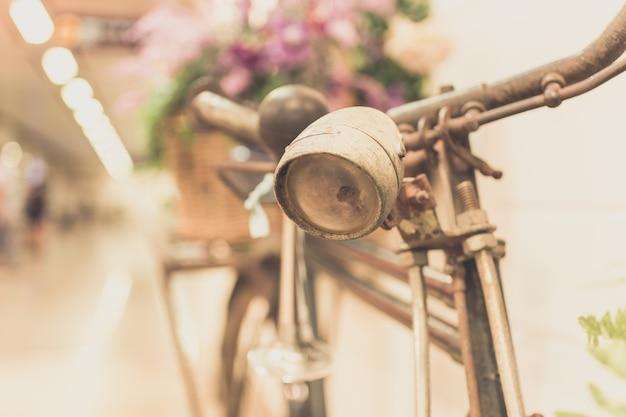 Fahrrad dekor