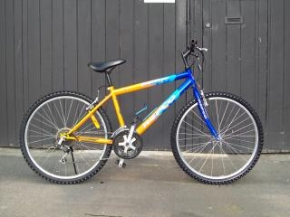 Fahrrad - repco herausforderer