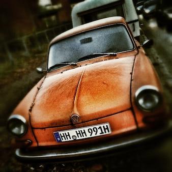 Fahrzeug autos park auto coupe historisch