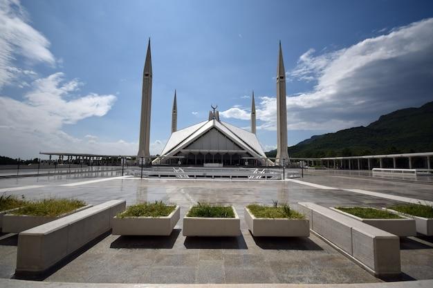 Faisal moschee islamabad