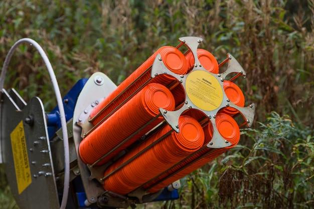 Fallenmaschine für schießbodentraining