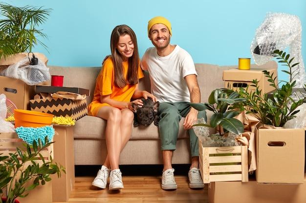 Familie, hypothek