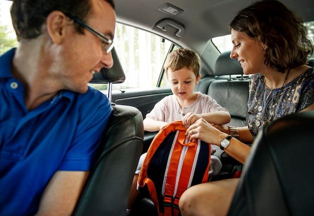 Familienreise reise reise zusammen ferienzeit