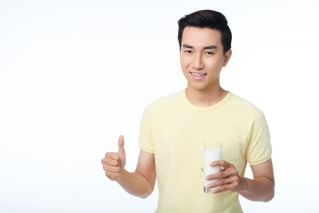 Fan von gesunder ernährung