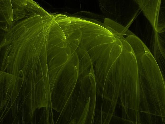 Fantasiereicher fractalhintergrund