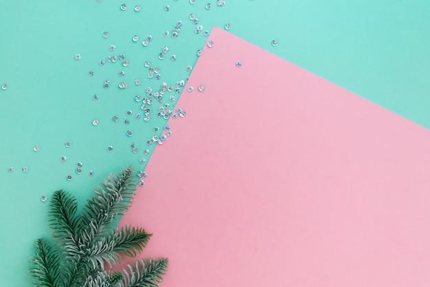 Farbe weihnachten oder neujahr