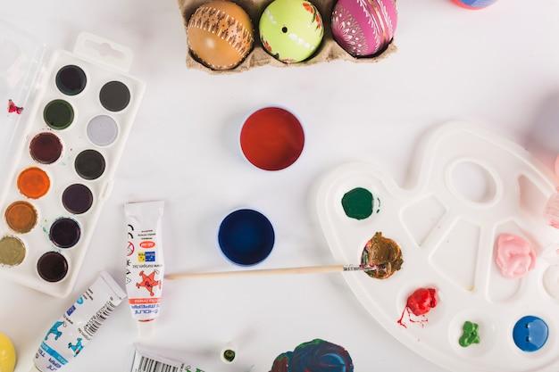 Farben zum färben von eiern