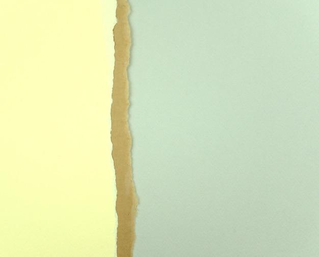 Farbiges papier abstrakte textur hintergrund leere zerrissene neutrale pastell-erd-ton-grau-kombination