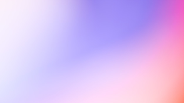 Farbverlauf defokussiert abstraktes foto glatter rosa und blauer farbhintergrund