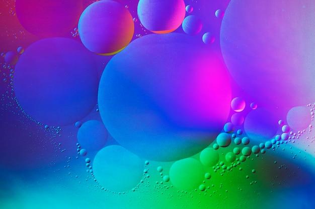 Farbverlauf hintergrundbild ölblase textur