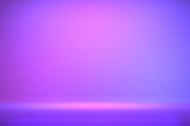Farbverlauf lila und blau abstrakt geometrisch.