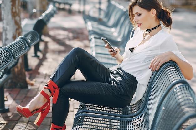 Fashion street frauen