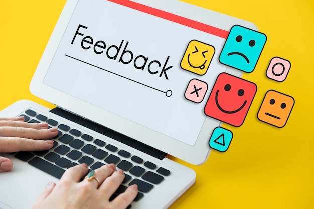 Feedback vorschläge für umfrageantworten