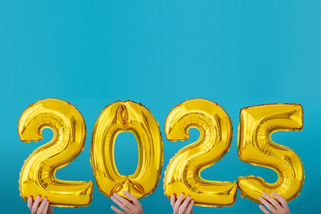 Feier der goldfolie nr. 2025