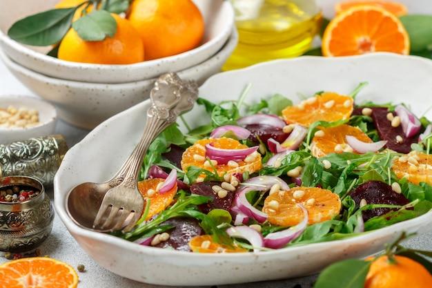 Feinkost bunter salat