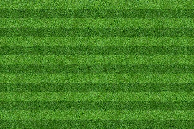 Feldhintergrund des grünen grases für fußball- und fußballsport