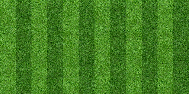 Feldhintergrundmuster des grünen grases für fußball und fußball.