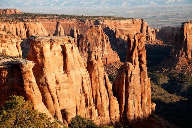 Felsen im smith rock state park