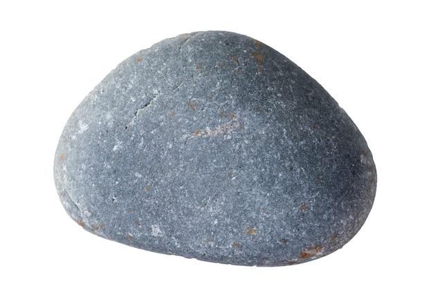 Felsen oder stein isoliert