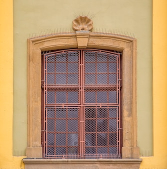 Fenster aus timisoara, rumänien