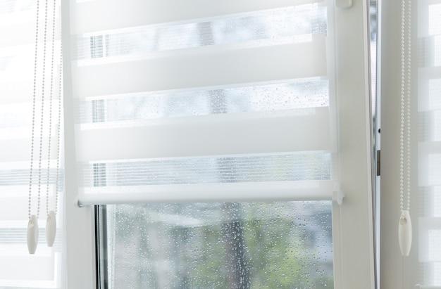 Fensterroller duo-system tag und nacht, detail
